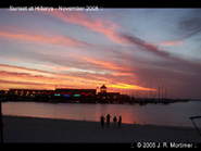 A Shockwave flash (swf) animation of a series of photos I took while the sun was setting at Hillarys Harbour.