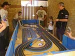 The November round of the Perth HO Slot car racing was held at Chads - for the winners and grinners, see the forums.