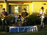 The Imports play at St. Andrews School, Clarkson